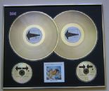 DIRE STRAITS - Alchemy PLATINUM DOUBLE LP & Double CD